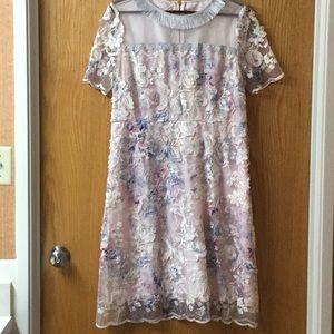 Tahari Lace Dress